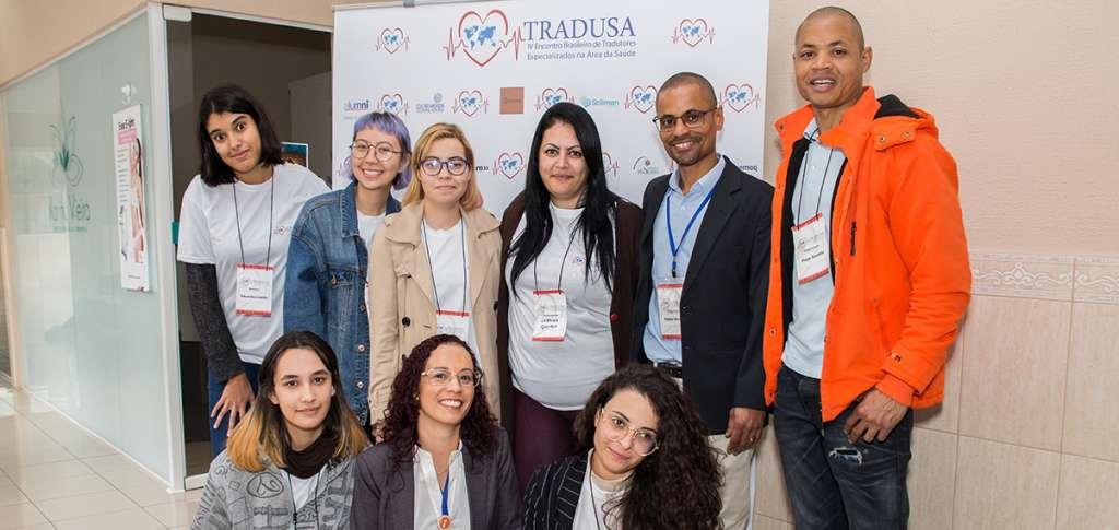 À saúde da carreira e formação de tradutores!